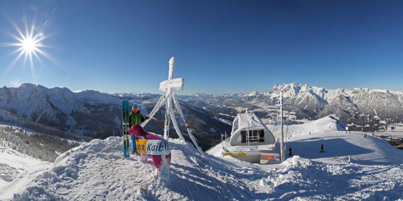 Winterurlaub Schladming Dachstein