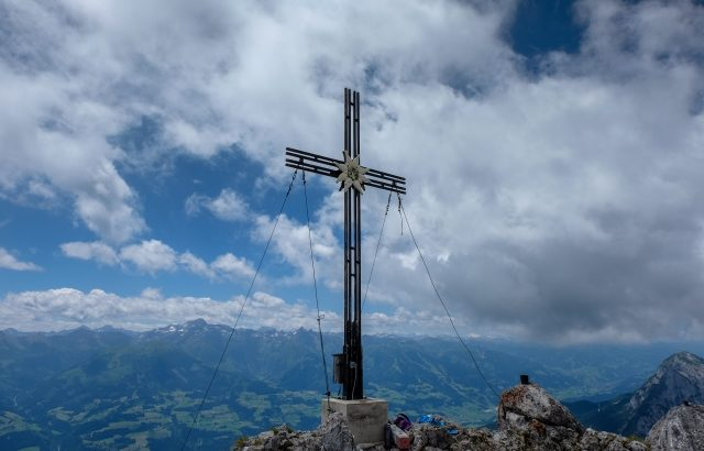 Kamm Gipfelkreuz Gröbming