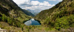 Hüttensee im Seewigtal