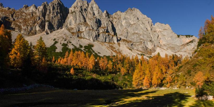 Herbststimmung am Dachstein