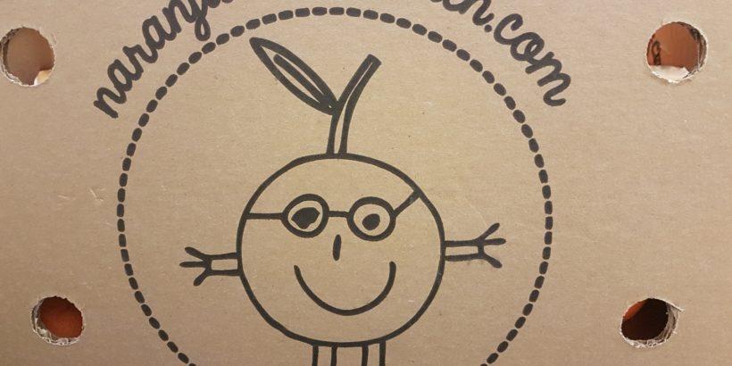 Logo Naranja del carmen