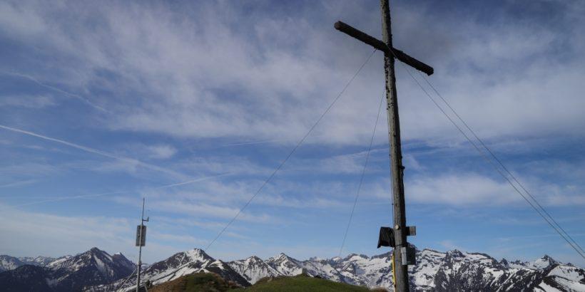 Gipfelkreuz Kochofen