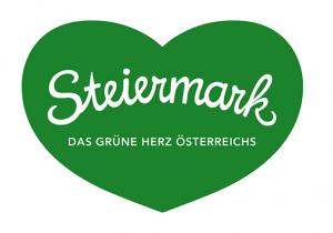 Das grüne Herz Österreichs - das Logo der Steiermark