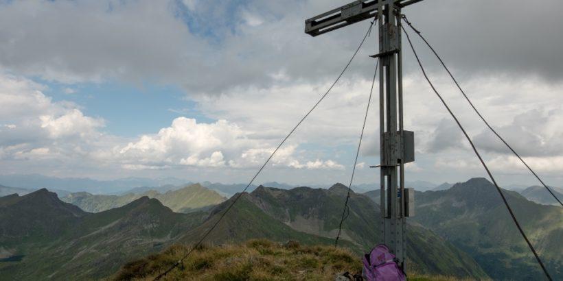 Hochstubofen Gipfelkreuz Großsölk