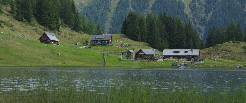 Obertal - Giglachsee - Fahrlechhütte